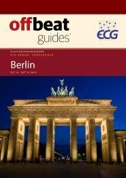Berlin - ECG Conference
