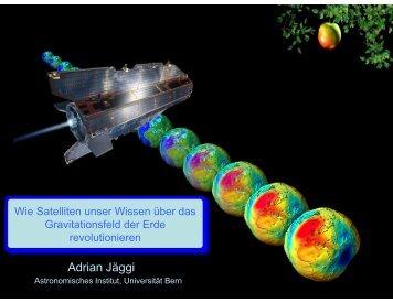 Adrian Jäggi - Universität Bern