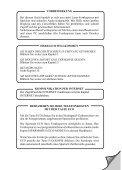 SAGEM FAX NAVIGATOR INTERNET 900er Serie - Fax-Anleitung.de - Seite 2