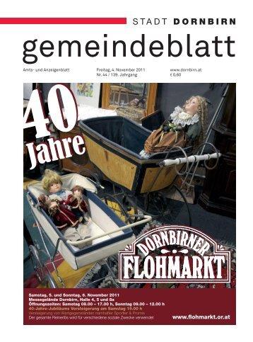 m - Dornbirn Online