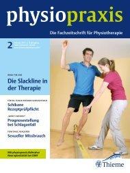 Für die Fehler anderer büßen - Physio-Verband