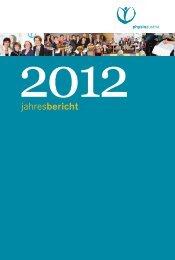 Jahresbericht 2012 - Physio Austria
