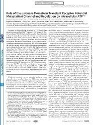 J Biol Chem 283 - Physiomics