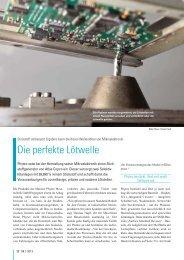 Druckluftkommentare 1-2013, Kundenzeitschrift von Atlas ... - Phytec