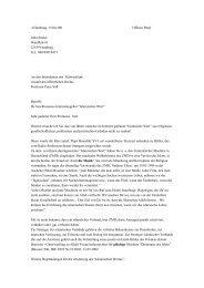 -1Hamburg, 15.04.200 Offener Brief Jutta Starke Windfeld 41 22559 ...