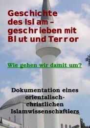 Geschichte des Islam – geschrieben mit Blut und Terror