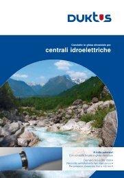 centrali idroelettriche - Duktus