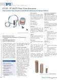 Tubular Piezo Actuator, Stacked, High Force, Fast Response ... - Page 3