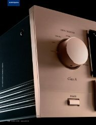 AUDIOphile - Accuphase