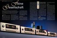 esellschaft Feine - PIA - HiFi Vertriebs GmbH