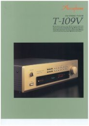 T-109V - Accuphase