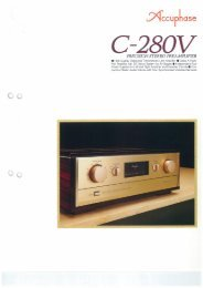 C-280V - Accuphase
