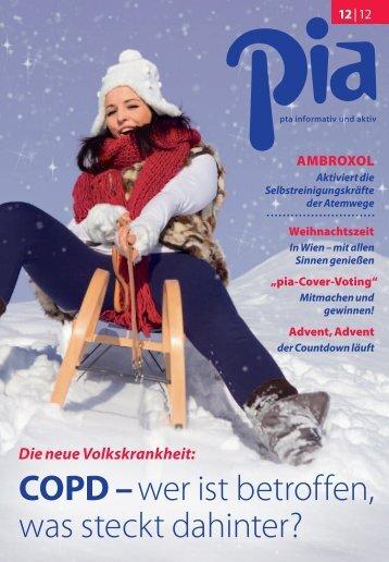 Ausgabe 12 lesen! - pia - kolleg für pta