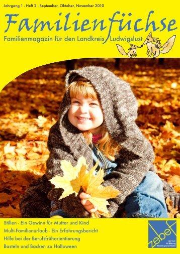 Ausgabe 2 -  2010.indd - Familienfüchse