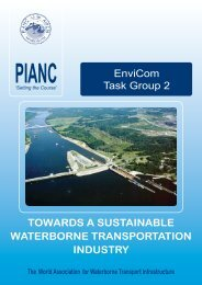 Towards a Sustainable Waterborne Transportation Industry