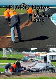 Mar - Apr 2010 - Phillip Island Auto Racing Club