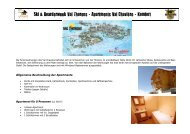Ski & Boarderweek: Val Chaviere - Pia und Dirk