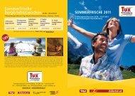 Sommerfrische Tux 2011 - Pia und Dirk