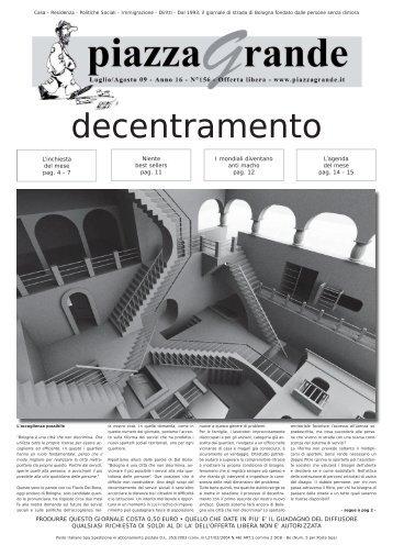 Il giornale in pdf - Piazza Grande