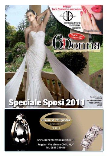 Speciale Sposi 2011 - piazza affari