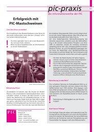 pic-praxis 11 - PIC Deutschland GmbH