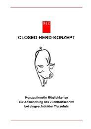CLOSED-HERD-KONZEPT - PIC Deutschland GmbH