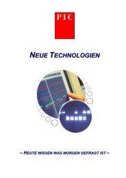 NEUE TECHNOLOGIEN - PIC Deutschland GmbH