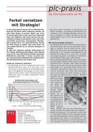 pic-praxis 2 - PIC Deutschland GmbH
