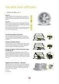 Swirl diffusers OD11 - Pichler - Page 3