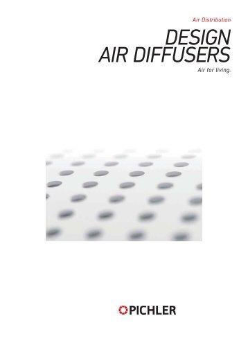 DESIGN AIR DIFFUSERS - Pichler