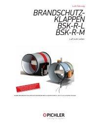 BSK-R, runde Ausführung - Pichler