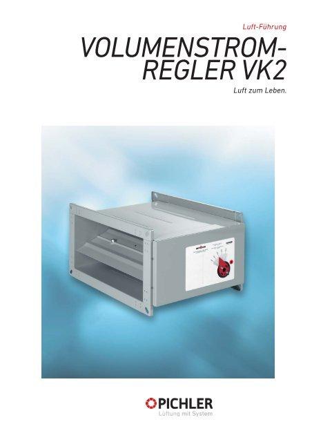 Technische Daten VK2 - Pichler
