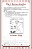 Aroma AIC-206_InstructionManual 6 quart ice ... - PickYourOwn.org - Page 4