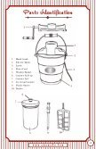 Aroma AIC-206_InstructionManual 6 quart ice ... - PickYourOwn.org - Page 5