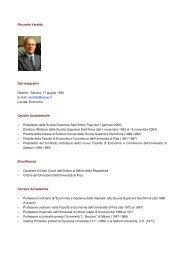 Riccardo Varaldo - Pico 5 - Scuola Superiore Sant'Anna