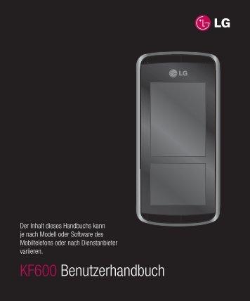 KF600 Benutzerhandbuch