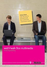 web'n'walk Box multimedia