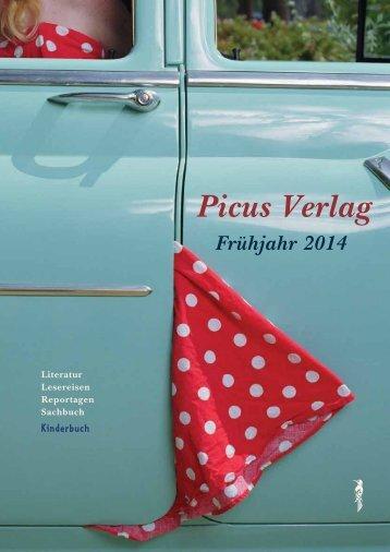 Leseexemplar! - Picus Verlag