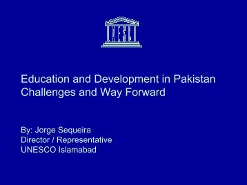 Joint UN Programme on HIV/AIDS - Pakistan Institute of ...