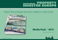 Media Pack - Property Investor Europe