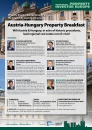 austria-Hungary property Breakfast - Property Investor Europe