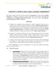 Infinite Campus End User License Agreement - Piedmont Unified ...