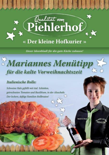 Flocken Braten - Piehlerhof
