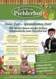 Oster Zeit - Piehlerhof