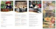 Wuppertal – KulTour Winter 2007/2008 - Waldhotel Eskeshof in ...