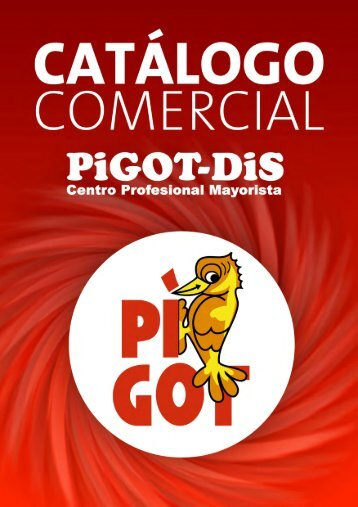 cataleg pdf - Pigot