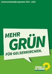 Kommunalwahlprogamm2014