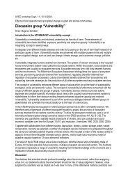 Vulnerability - Potsdam Institute for Climate Impact Research
