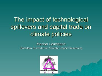 download - Potsdam Institute for Climate Impact Research