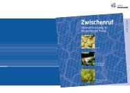 Zwischenruf - Potsdam Institute for Climate Impact Research